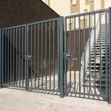 Industrial swing gate - Kopal