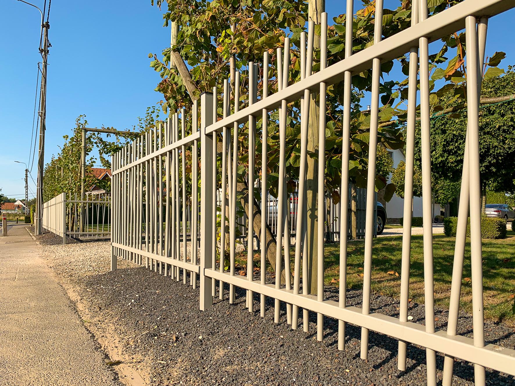 Jungle fence