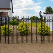 Aluette automatisch sliding gate