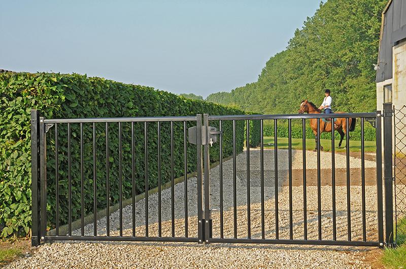 Bardo garden gate - Kopal