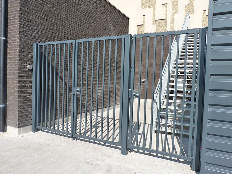 Industrial swing gate - Kopal