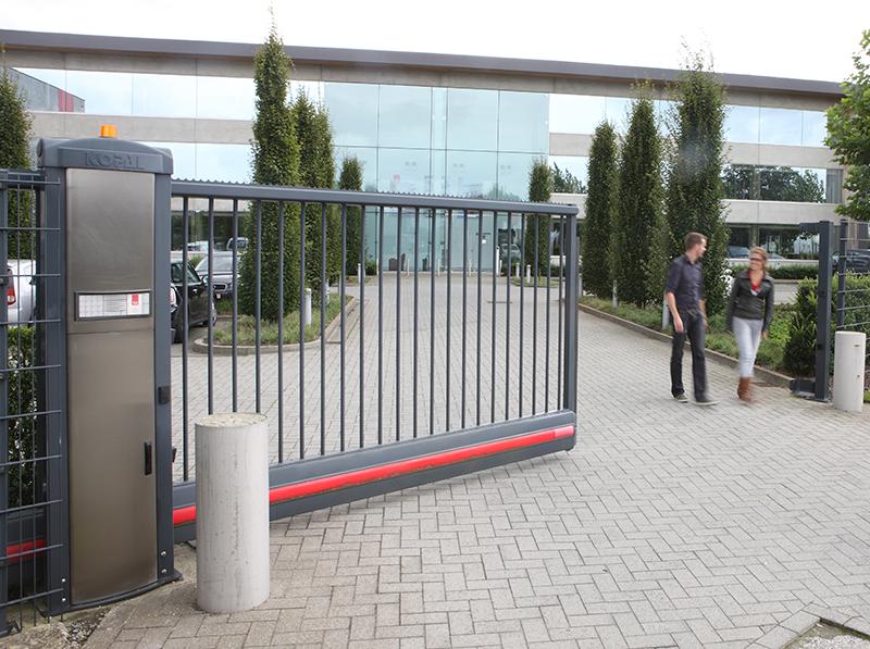 Porte coulissante automatique Aluette