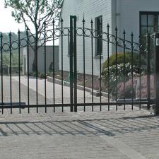 Porte pivotante Baron - Kopal